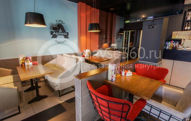 кафе Агафредо на Чистопольской