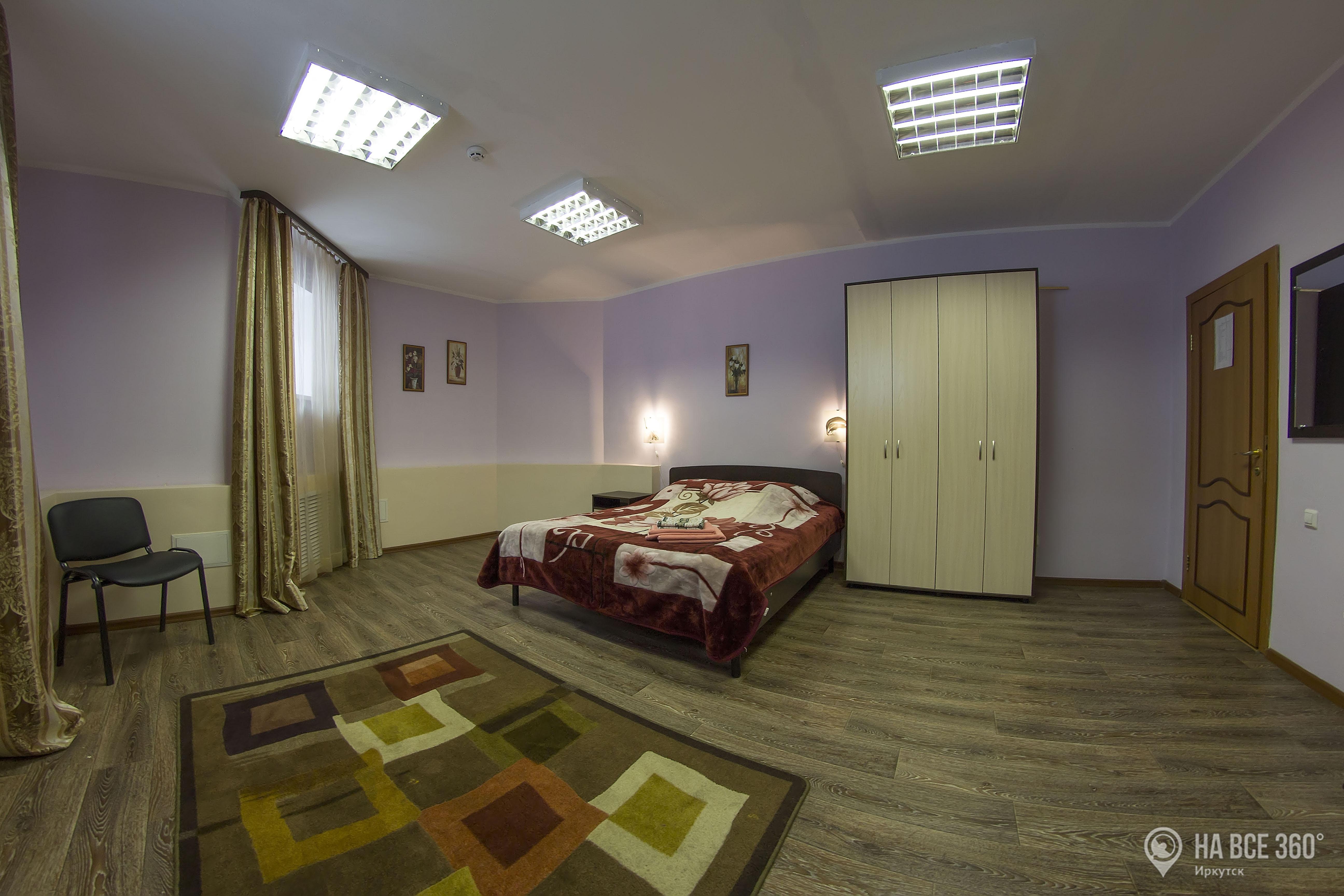 Мироновская гостиница Иркутск