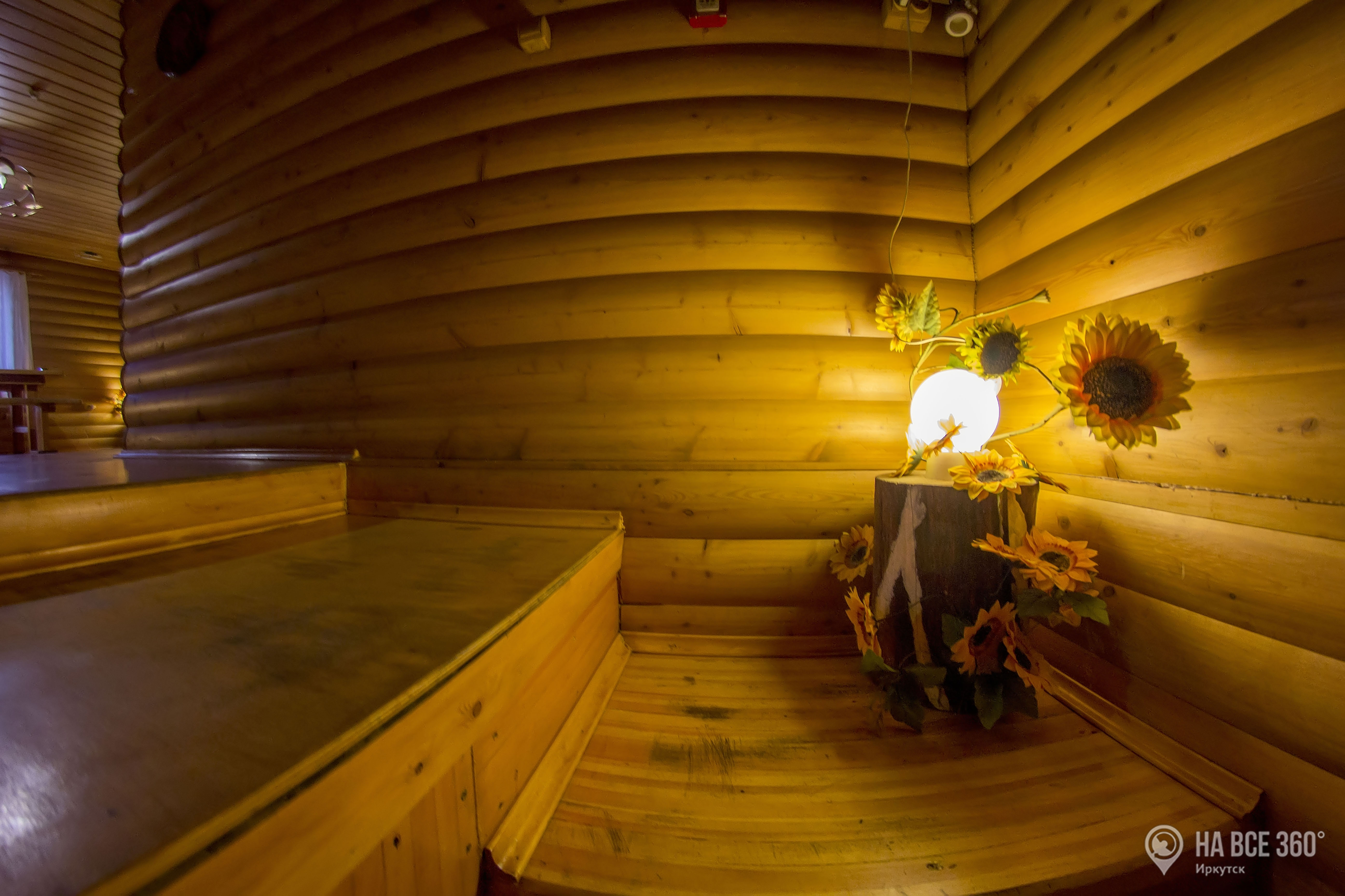 Сауна при Гостевом доме на Тимирязева