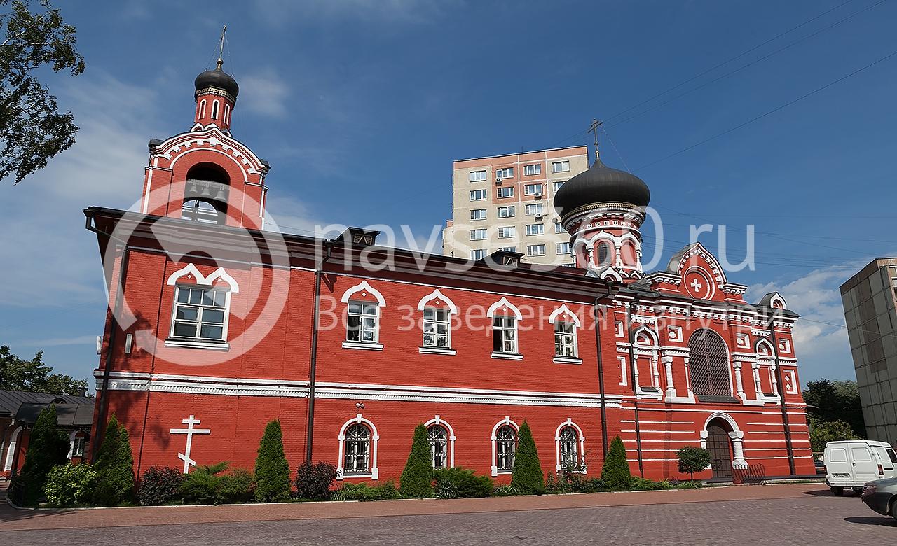 храм успенский красногорск