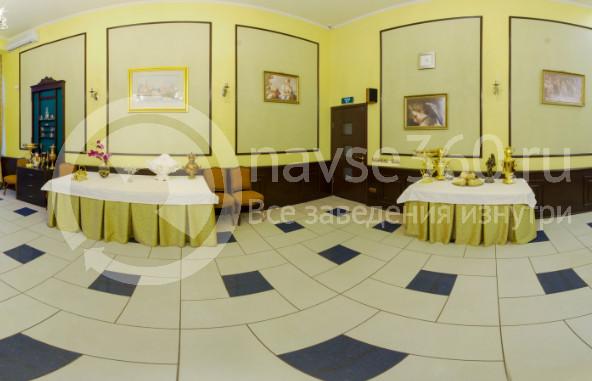 Премьер банкетный зал в Казани