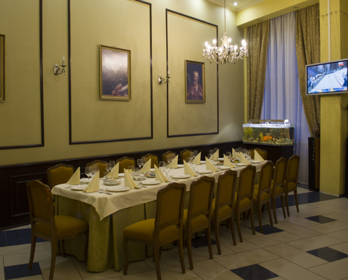 Premier, ресторан