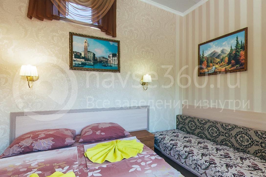 гостевой дом славянский кабардинка 10