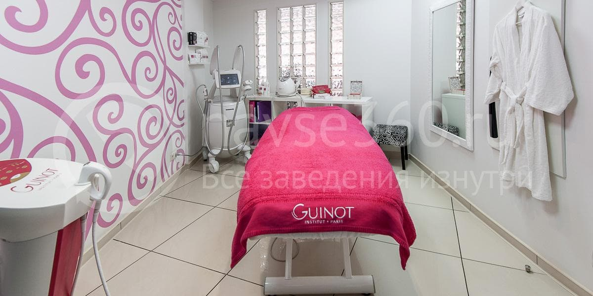 Pink Panther, салон красоты Бабушкина, 08