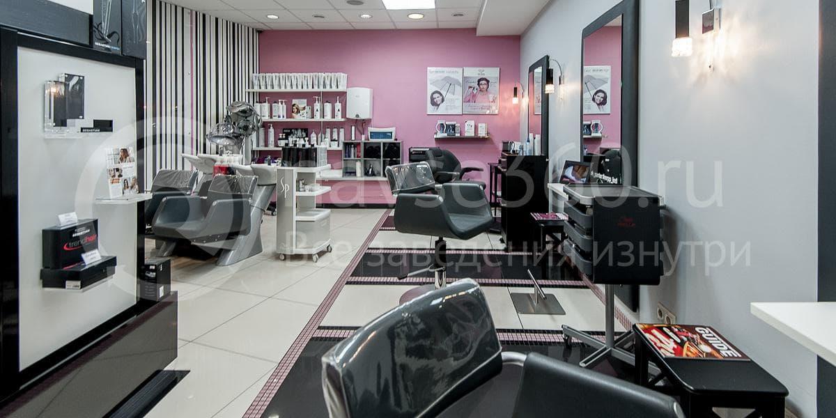 Pink Panther, салон красоты Бабушкина, 12