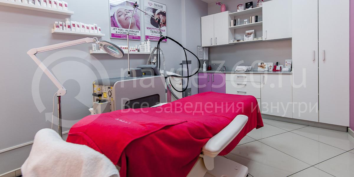 Pink Panther, салон красоты Бабушкина, 14