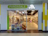 Магазин настольных игр «PandaSale»