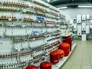ГазТеплоВода Торгово-монтажная компания