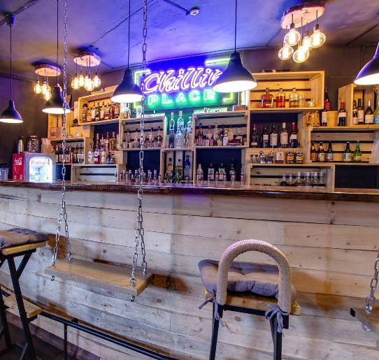 Chillin Place, ресторан-бар