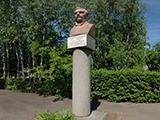 Памятник Петру Семенову Тянь-Шанскому