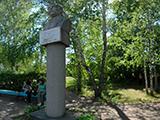 Памятник Гуляеву Степану Ивановичу
