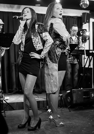 Музыкальный вечер «Город в стиле диско»