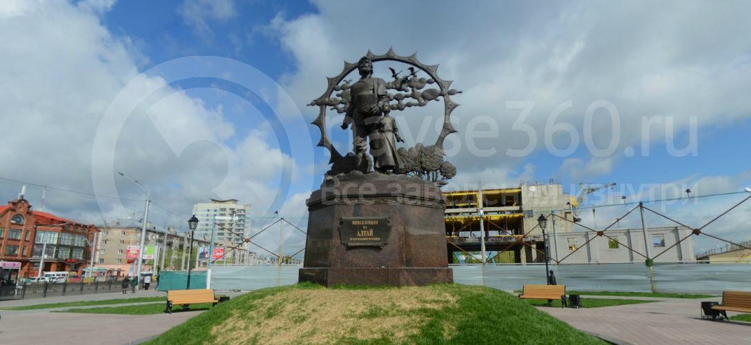 Памятник Сеятелю