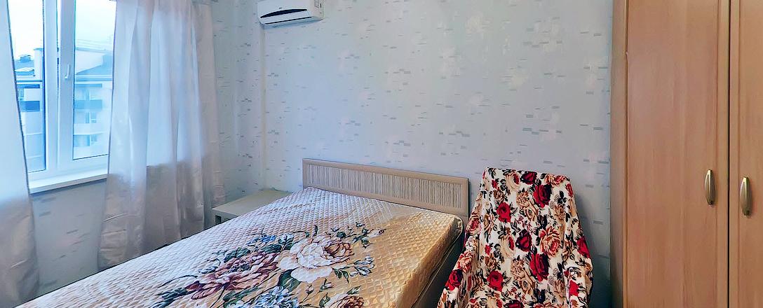 Двухкомнатная квартира в аренду на длительный срок