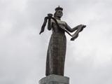 "Скульптурная композиция ""Мать Бурятия"""