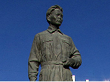 Памятник М.К. Аммосову