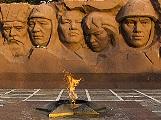 Вечный огонь, мемориальный комплекс