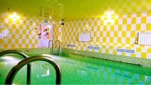 Аква-Билдинг (WATSU и RUWATSU), бассейн