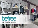 Befree, магазин женской одежды