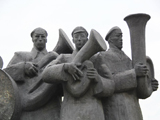 Памятник первому Липецкому уездному совету рабочих депутатов
