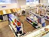 МегаСтрой, магазин отделочных материалов