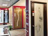 Шикарные двери, салон-магазин