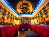 Черный дракон, ресторан