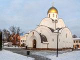 Храм Святого Апостола Андрея Первозванного