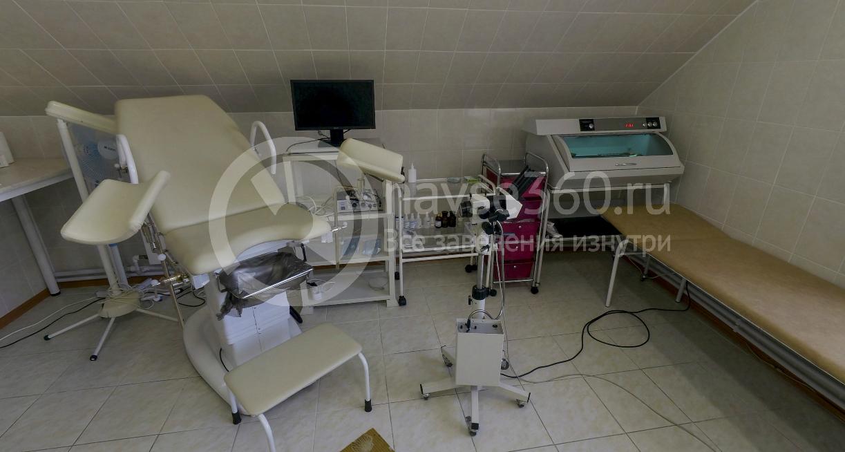 Кабинет гинеколога в центре Здравгород