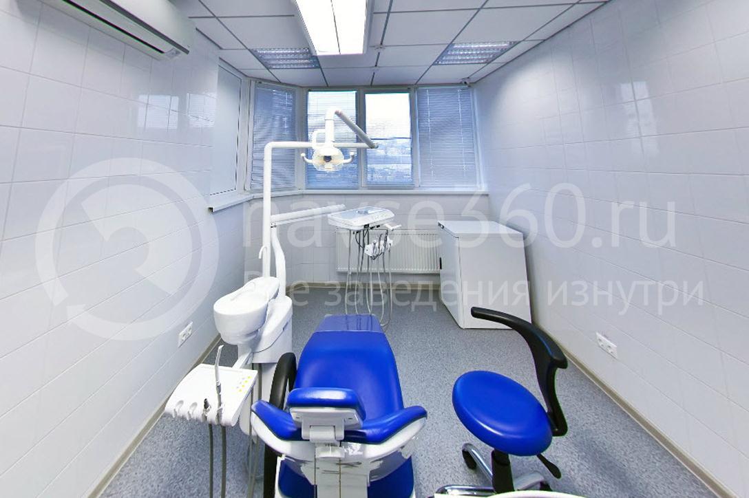 Семейная стоматология Моя Семья Краснодар, кабинет 1