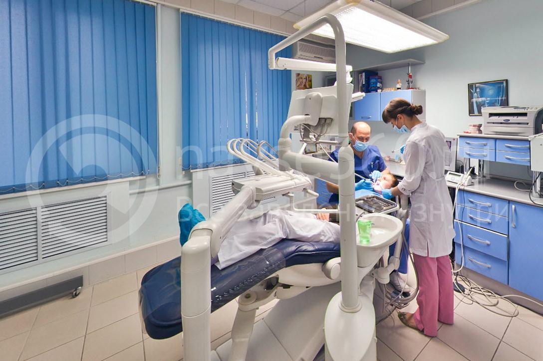Стоматология, стоматологическая клиника Краснодар, кабинет