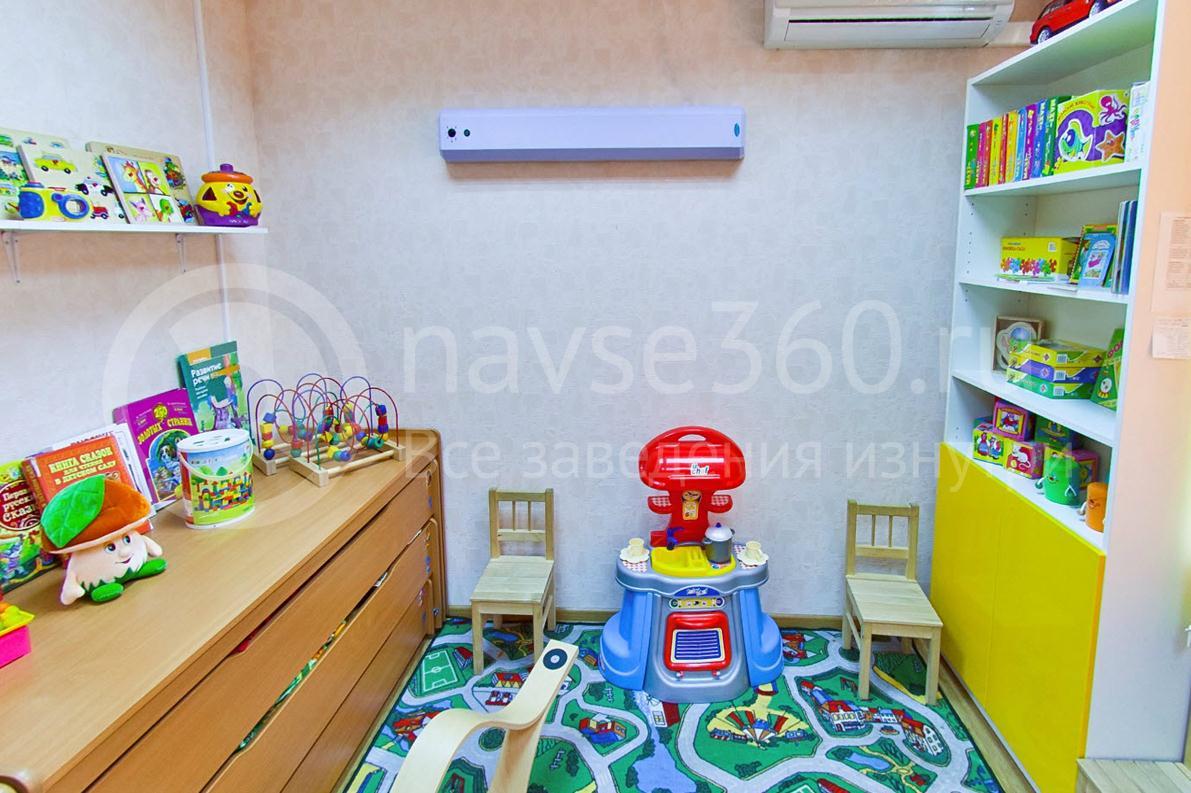 Центр семьи и детства Солнышко мое, Краснодар, игровая