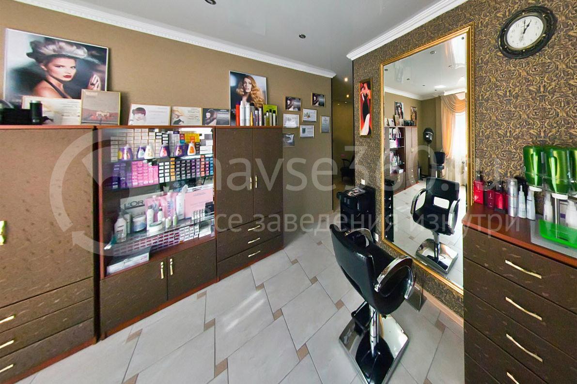 Салон красоты GH Beauty, Гидрострой, Краснодар, зал парикмахерской