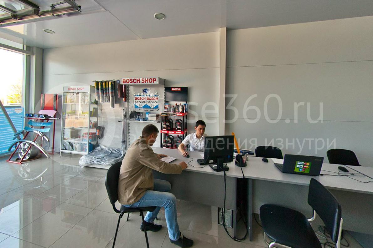 Автосалон АвтоВек К, Краснодар, отдел продаж