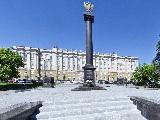 Виртуальный тур по Соборной площади г.Белгорода