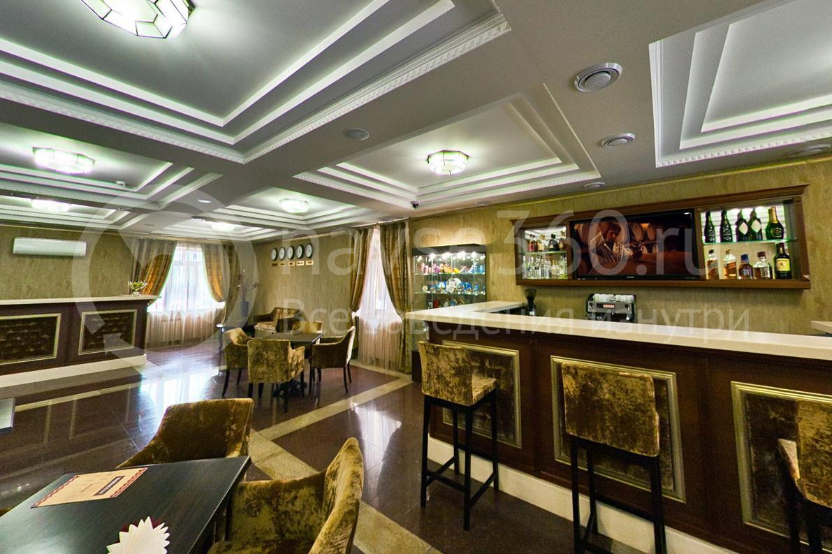 Гостиница Мальдини, Краснодар, лобби бар 1