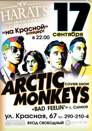Трибьют группы Arctic Monkeys
