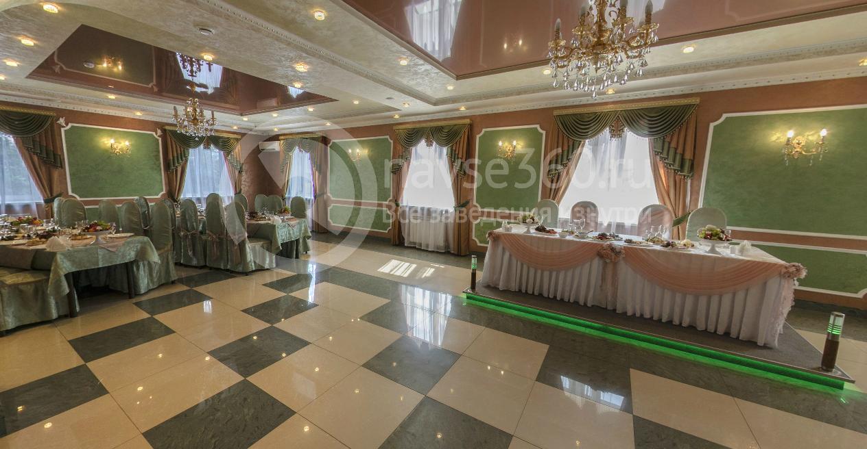 Ресторан Камелот свадебное оформление