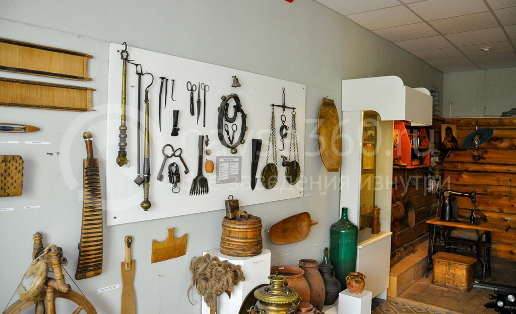 Музей археологии и краеведения г. Дубны