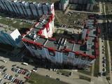 Аэропанорама новостроек Барнаула