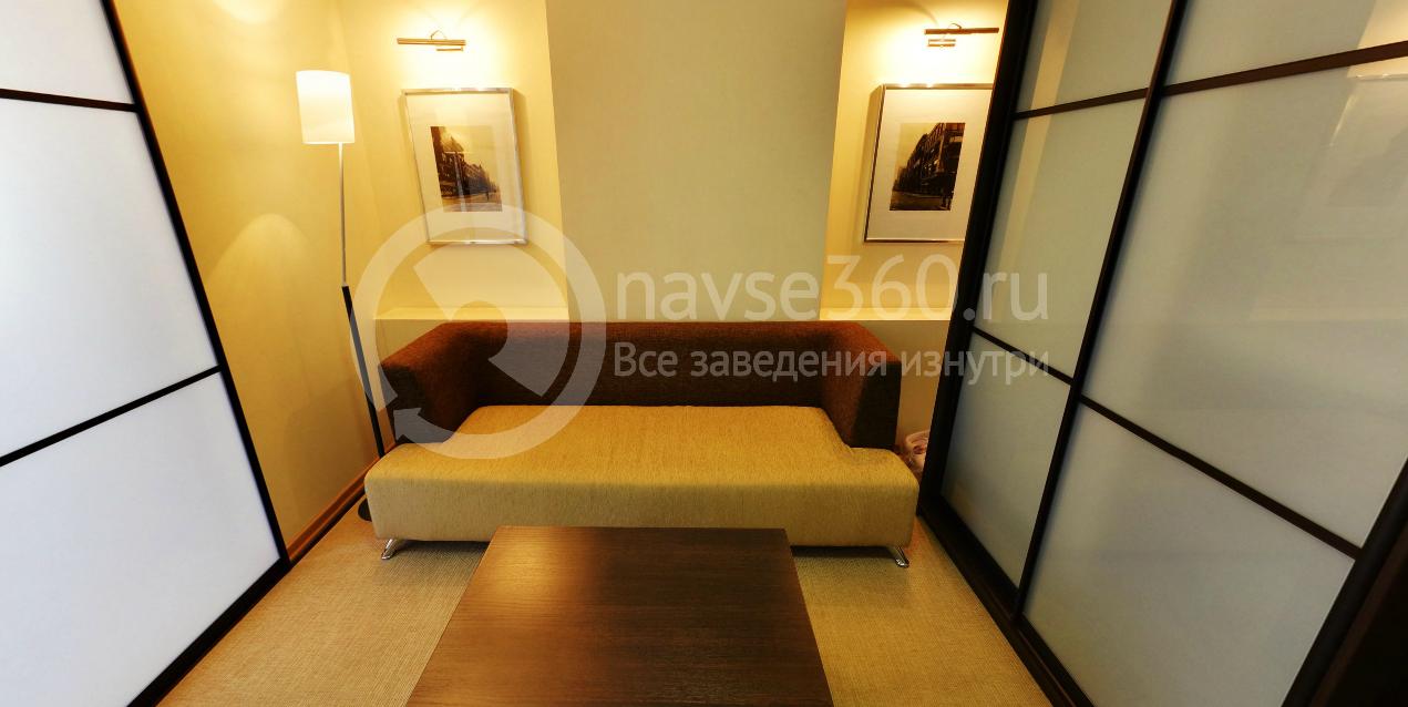 Отель Воробей номер люкс