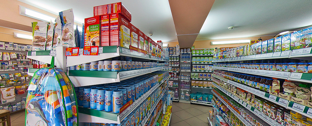 Сеть магазинов детских товаров Баю-бай, Краснодар