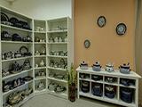 Ласточкино гнездо, магазин керамической посуды