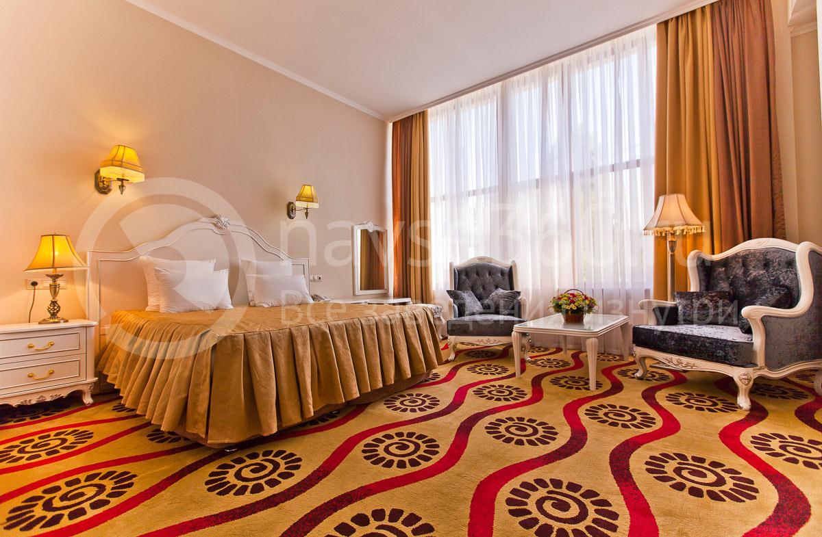 Номер в гостинице Park Hotel в Краснодаре