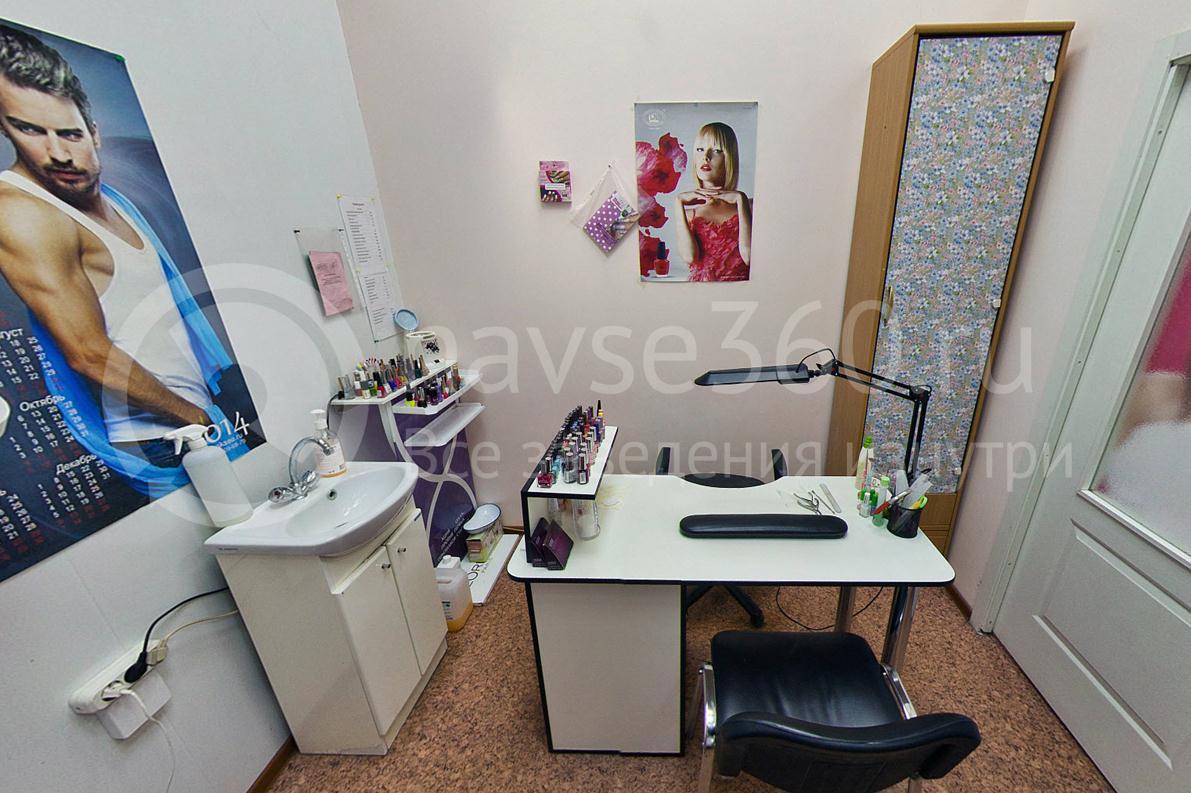 Парикмахерская, студия красоты Каприз, Краснодар