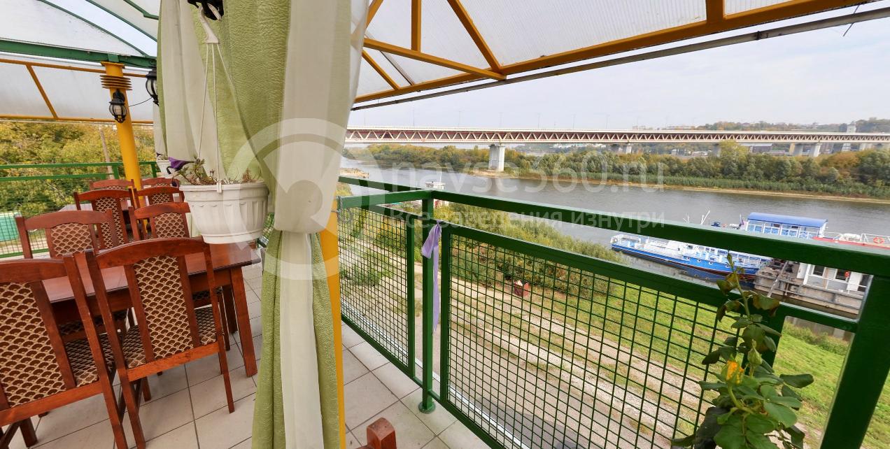 Вид с летней веранды