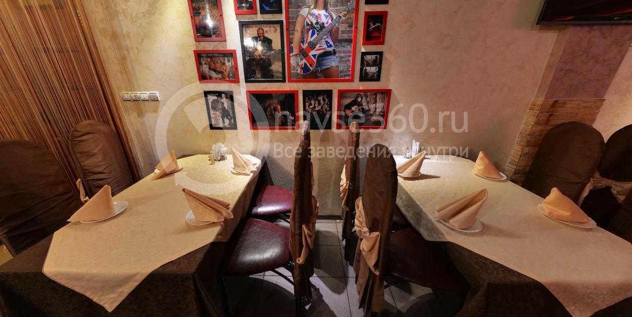 Кафе Блюз Нижний Новгород