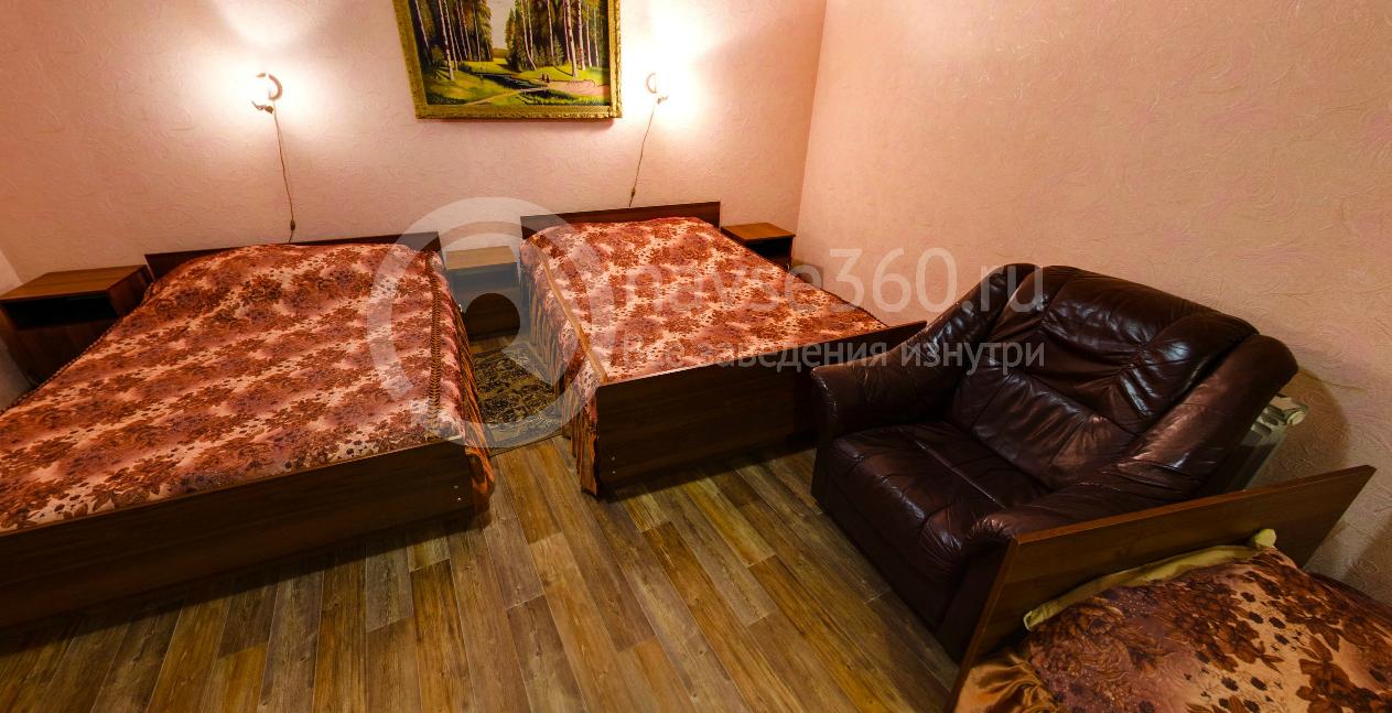 Семейный номер гостиницы