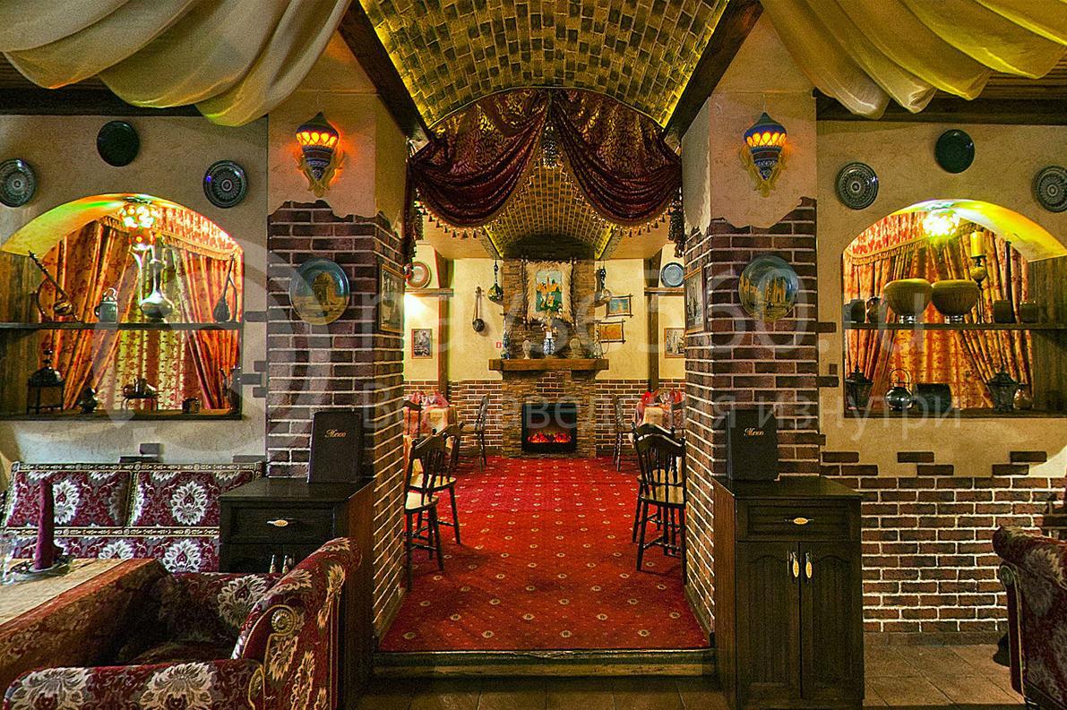 Ресторан узбекской кухни Золотая Бухара, Краснодар