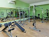 НСВ, спортивно-оздоровительный центр на Донской